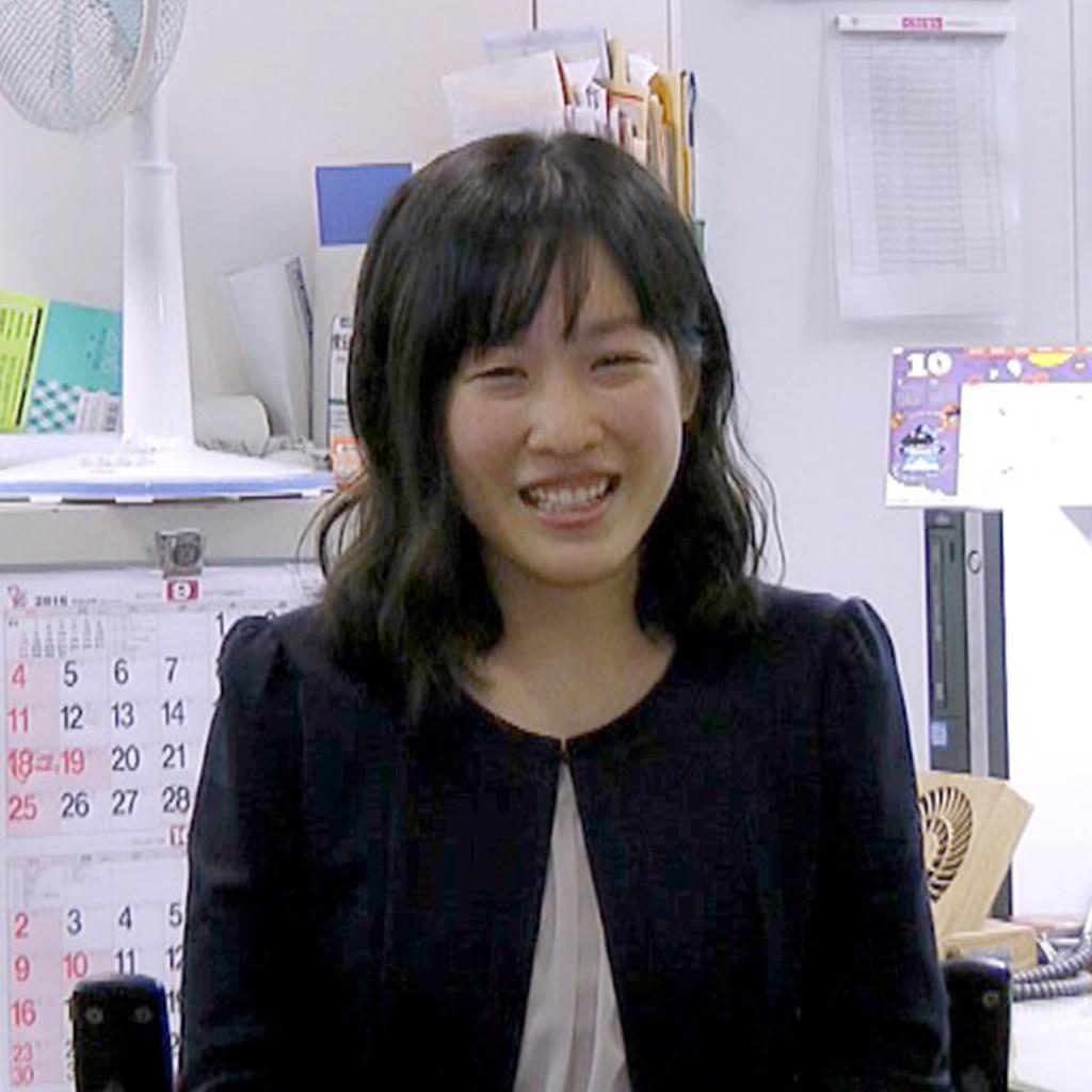 篠原友花さん